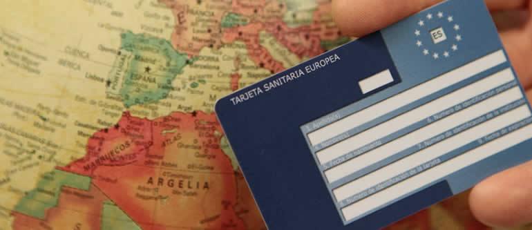 Tarjeta sanitaria europea en Cáceres