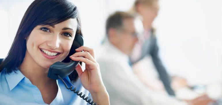 Vida laboral por teléfono