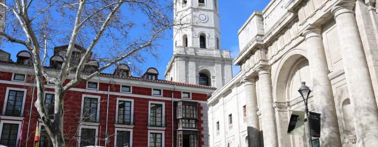 Consigue cita previa para pasaporte en Valladolid en solo dos pasos.